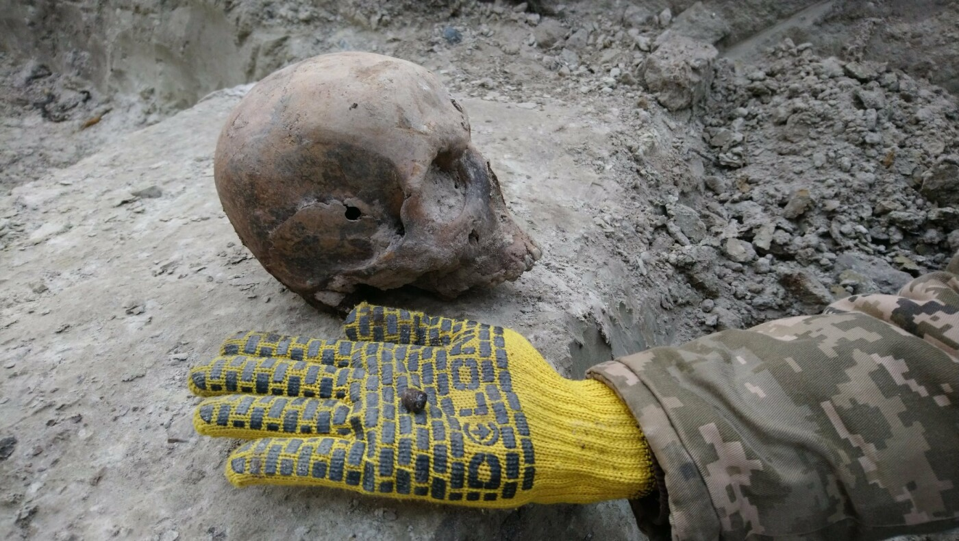 На Рівненщині виявили залишки 14 вояків УПА, фото-3
