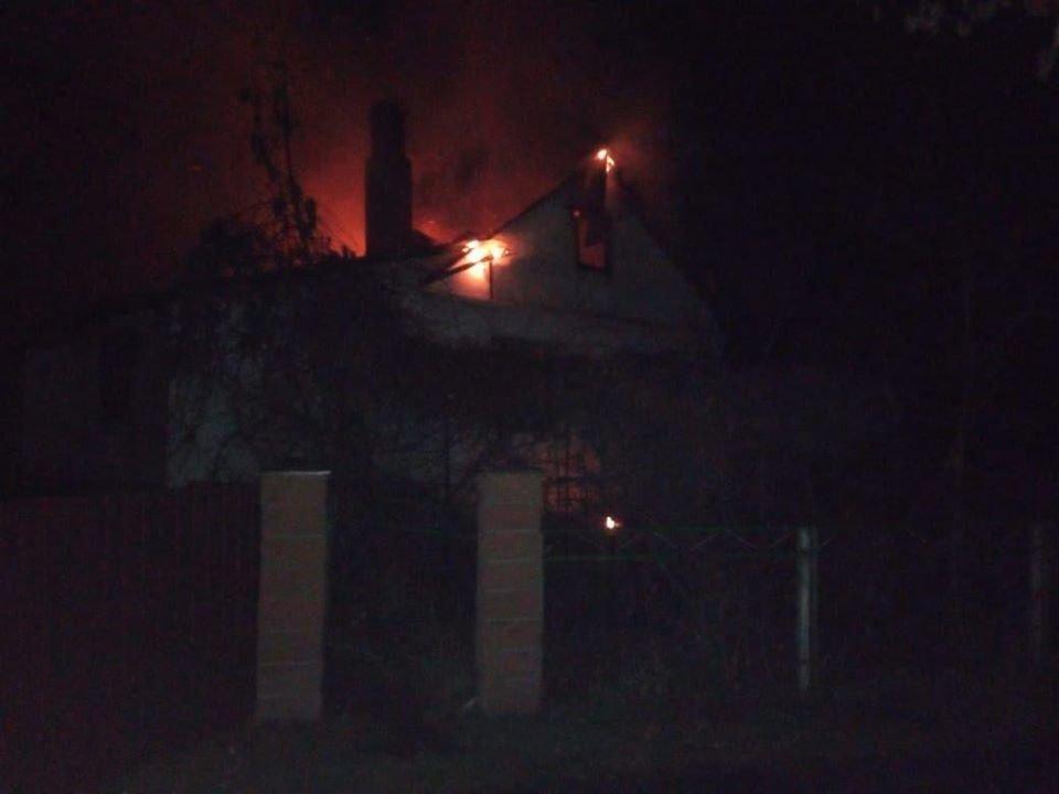 Пожежа на Рівненщині забрала життя чоловіка, фото-1