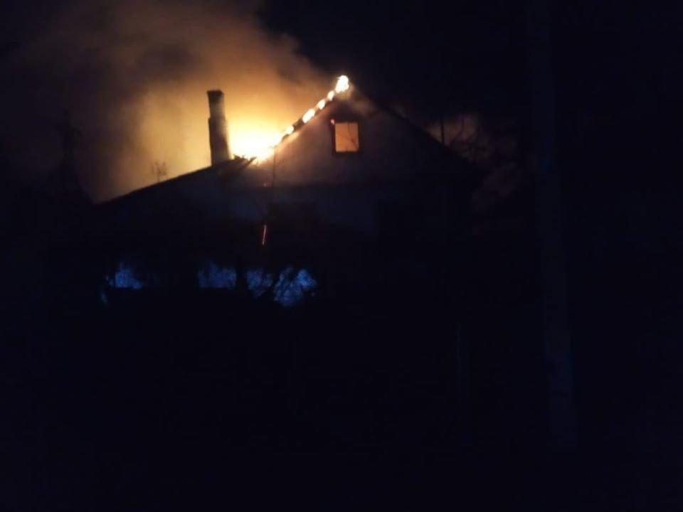 Пожежа на Рівненщині забрала життя чоловіка, фото-2