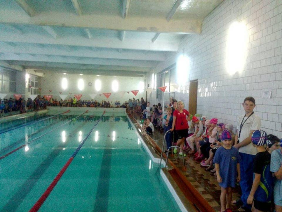 256 юних хлопців та дівчат з'ясовуватимуть у Рівному, хто кращий плавець, фото-2