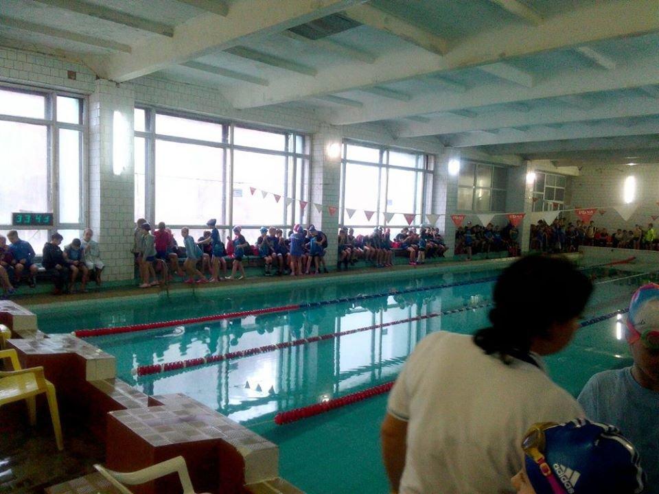 256 юних хлопців та дівчат з'ясовуватимуть у Рівному, хто кращий плавець, фото-1