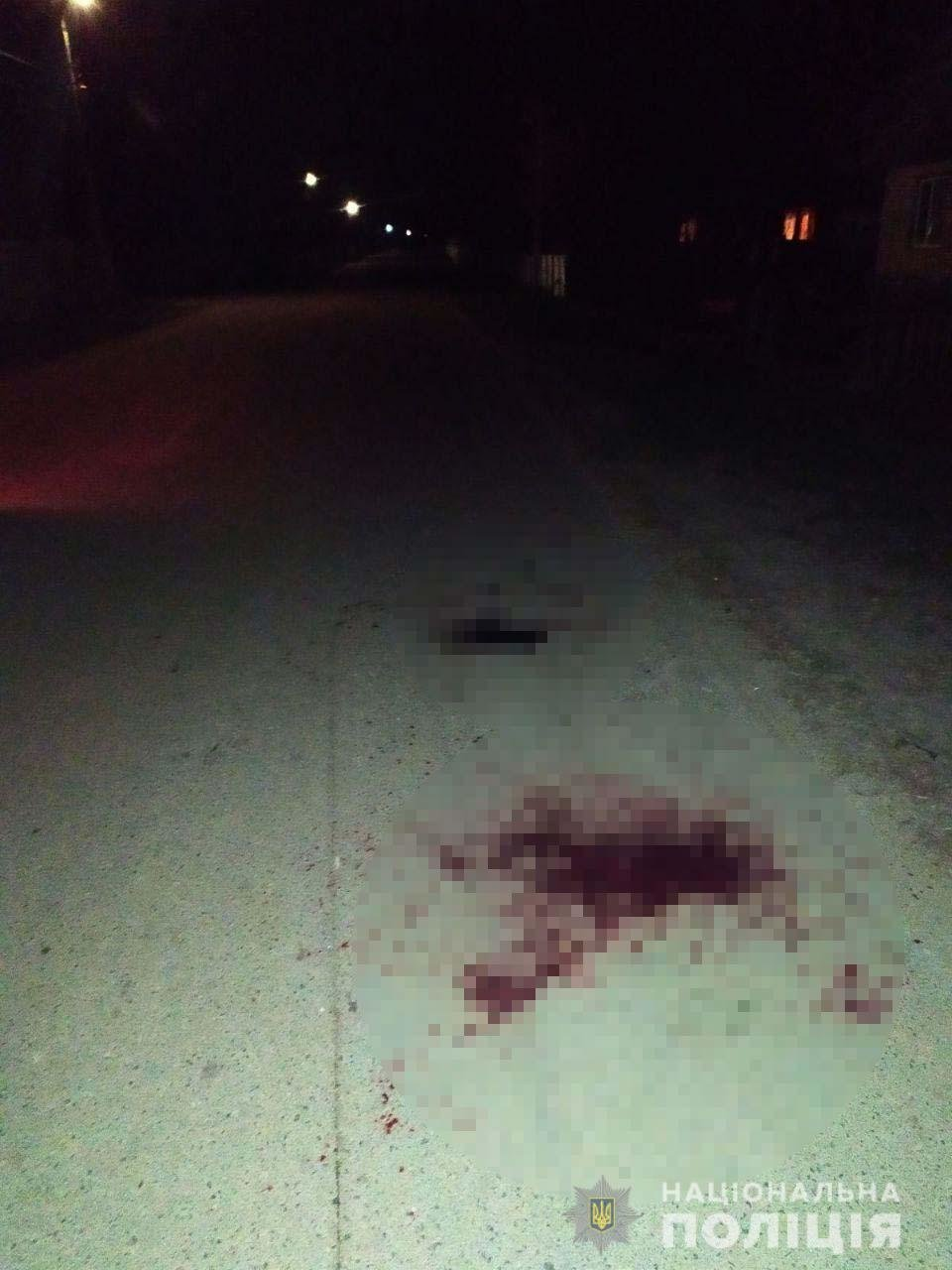 Неповнолітній житель Рівненщини на мотоциклі збив пенсіонерку (ФОТО), фото-1