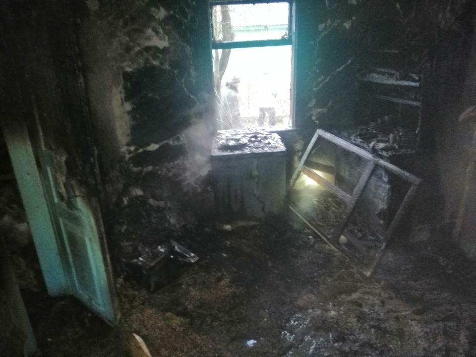 На Рівненщині знову сталася пожежа у будинку (ФОТО), фото-2