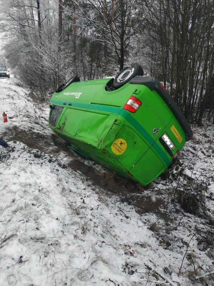 Через негоду: на Рівненщині дві ДТП в двох різних районах майже одночасно (ФОТО), фото-4