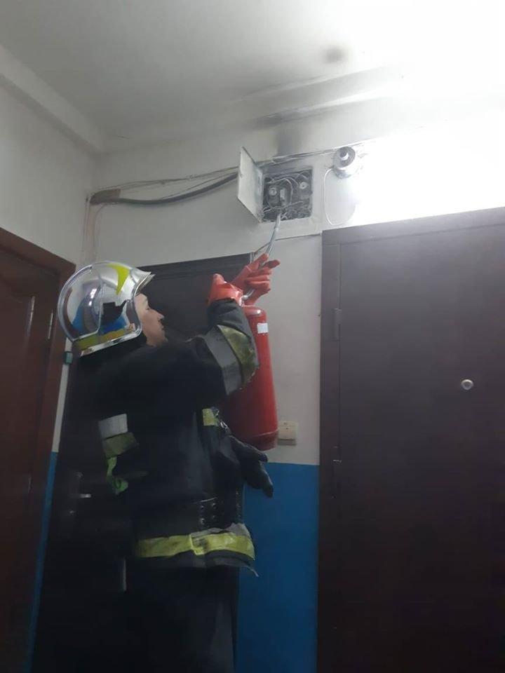 У Рівному на Сагайдачного загорілася проводка (ФОТО), фото-4