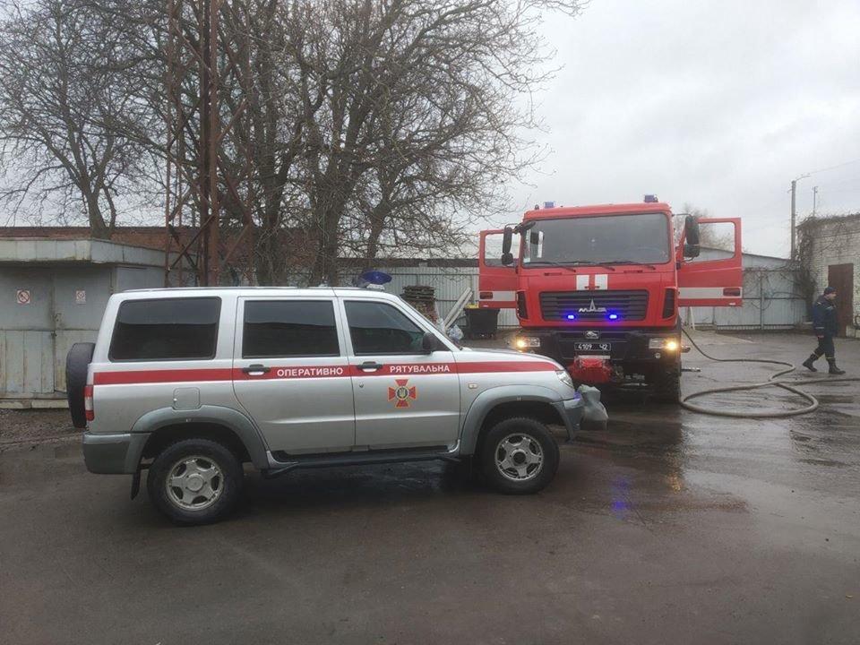 У Рівному згорів автомобіль (ФОТО), фото-2