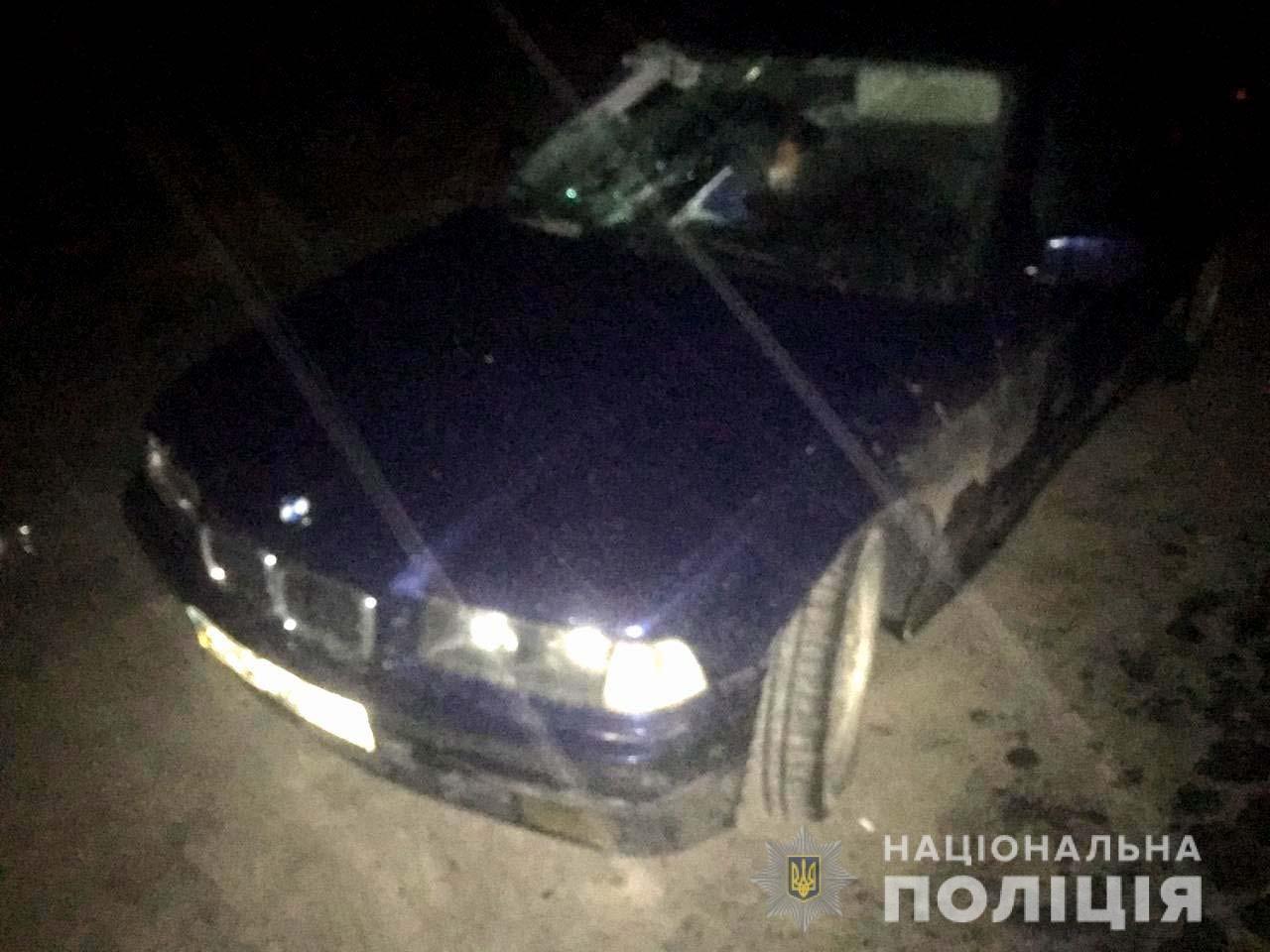На Рівненщині п'яний водій збив на смерть велосипедиста та намагався втекти, фото-1