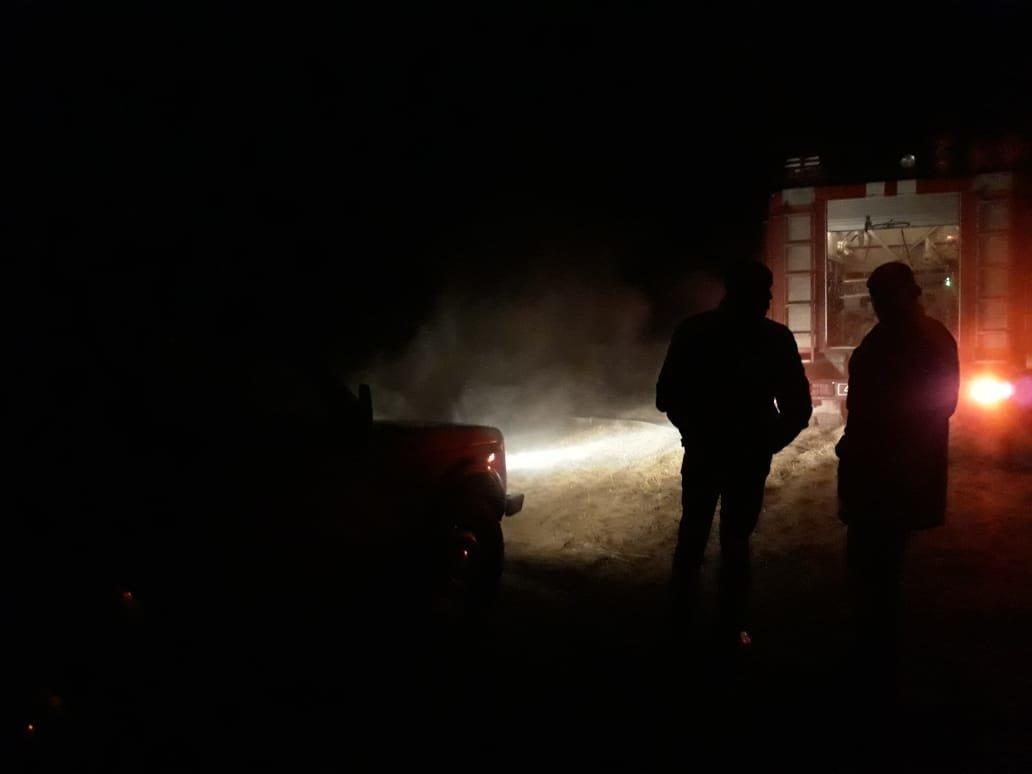 На Дубенщині згорів дерев'яний будинок (ФОТО), фото-2