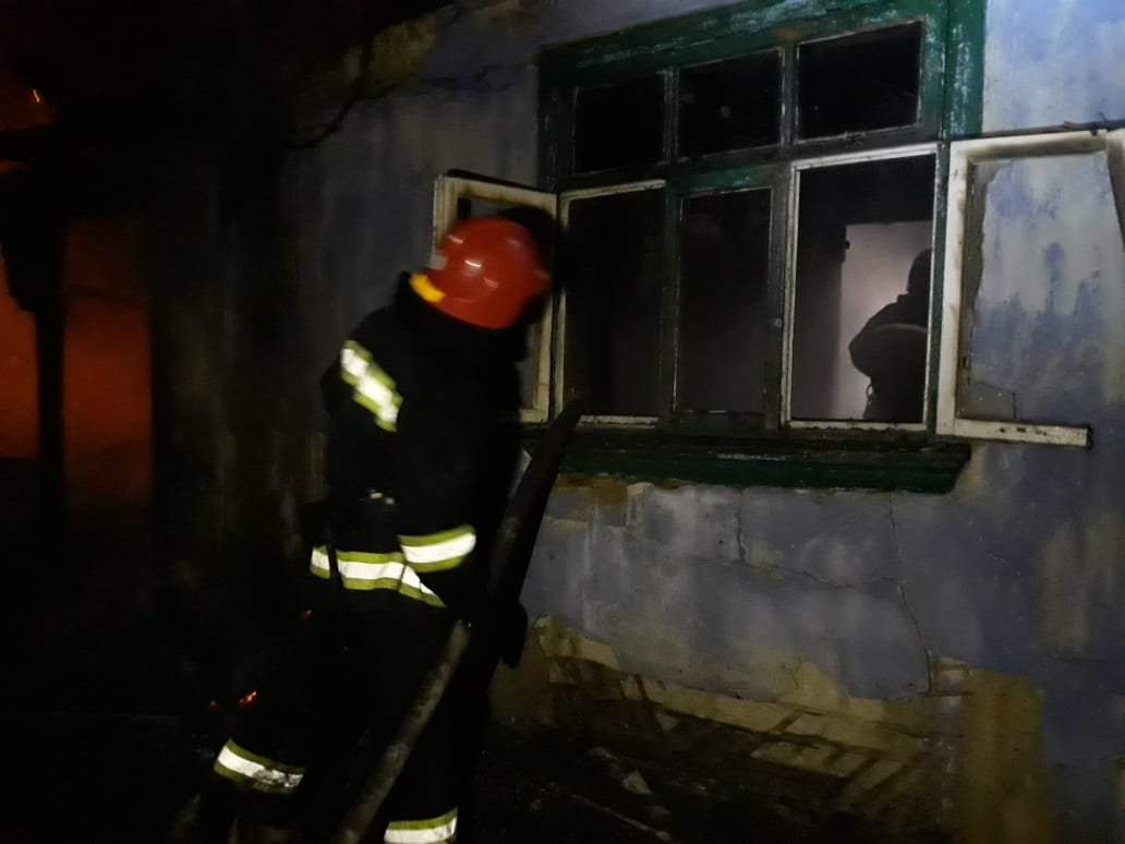 На Дубенщині згорів дерев'яний будинок (ФОТО), фото-3