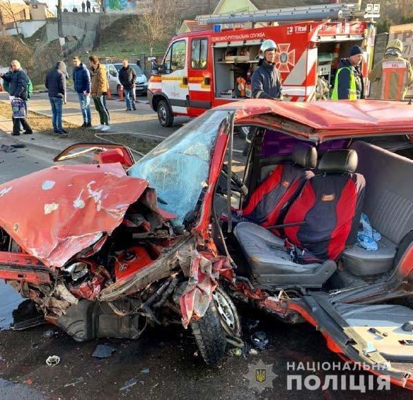 У поліції розповіли подробиці ДТП на Шухевича у Рівному (ФОТО), фото-1