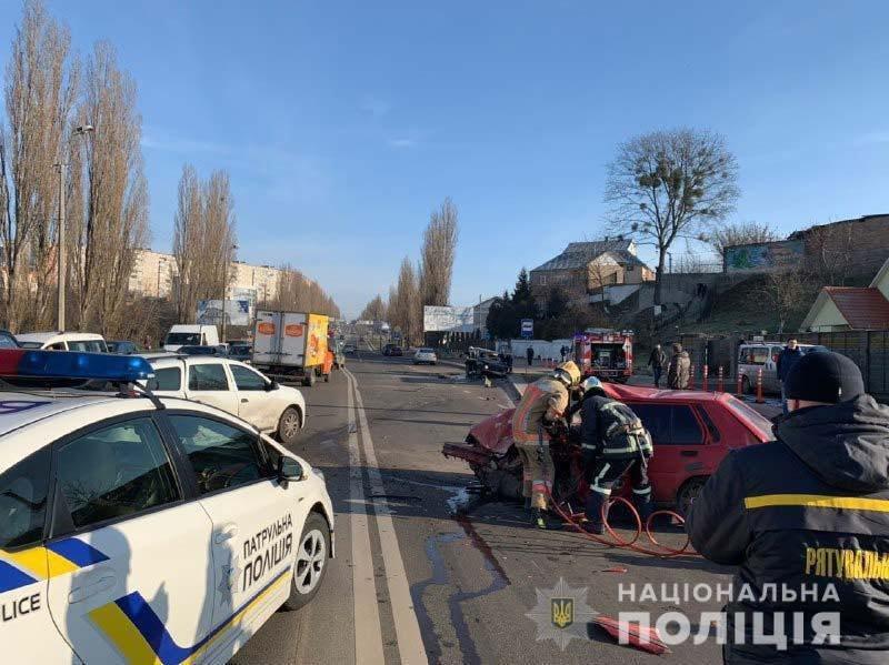 У поліції розповіли подробиці ДТП на Шухевича у Рівному (ФОТО), фото-5