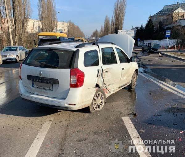 У поліції розповіли подробиці ДТП на Шухевича у Рівному (ФОТО), фото-6