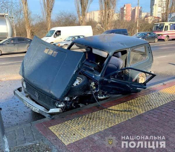 У поліції розповіли подробиці ДТП на Шухевича у Рівному (ФОТО), фото-7