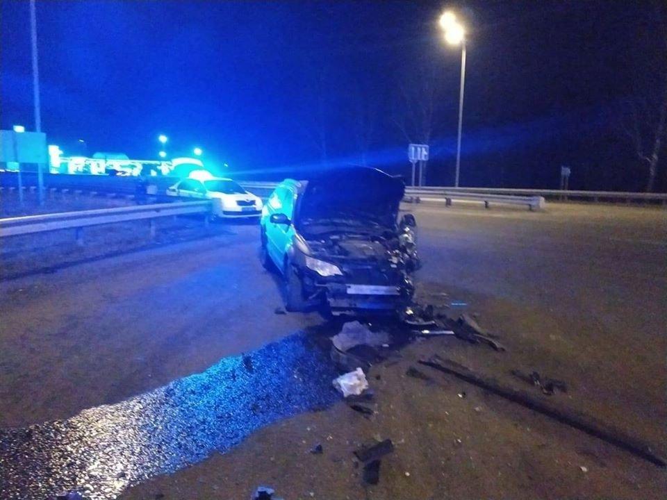 На Гощанщині ДТП: легковик зіткнувся з вантажівкою (ФОТО), фото-2