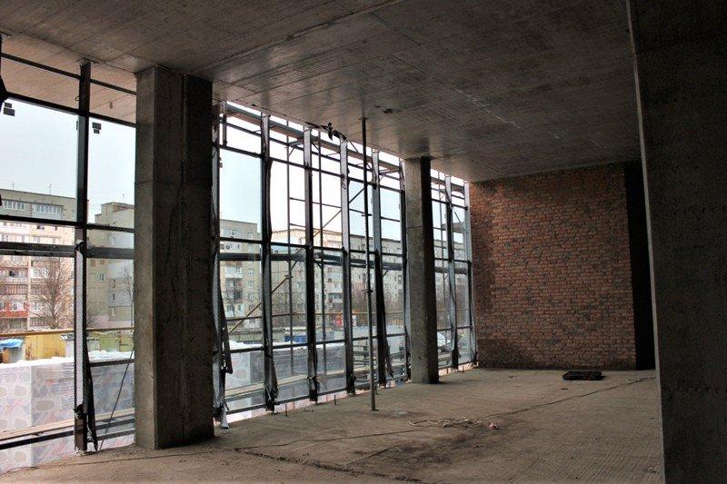 Як проходить будівництво спорткомплексу на Макарова, з'ясовувала заступниця голови РОДА, фото-3