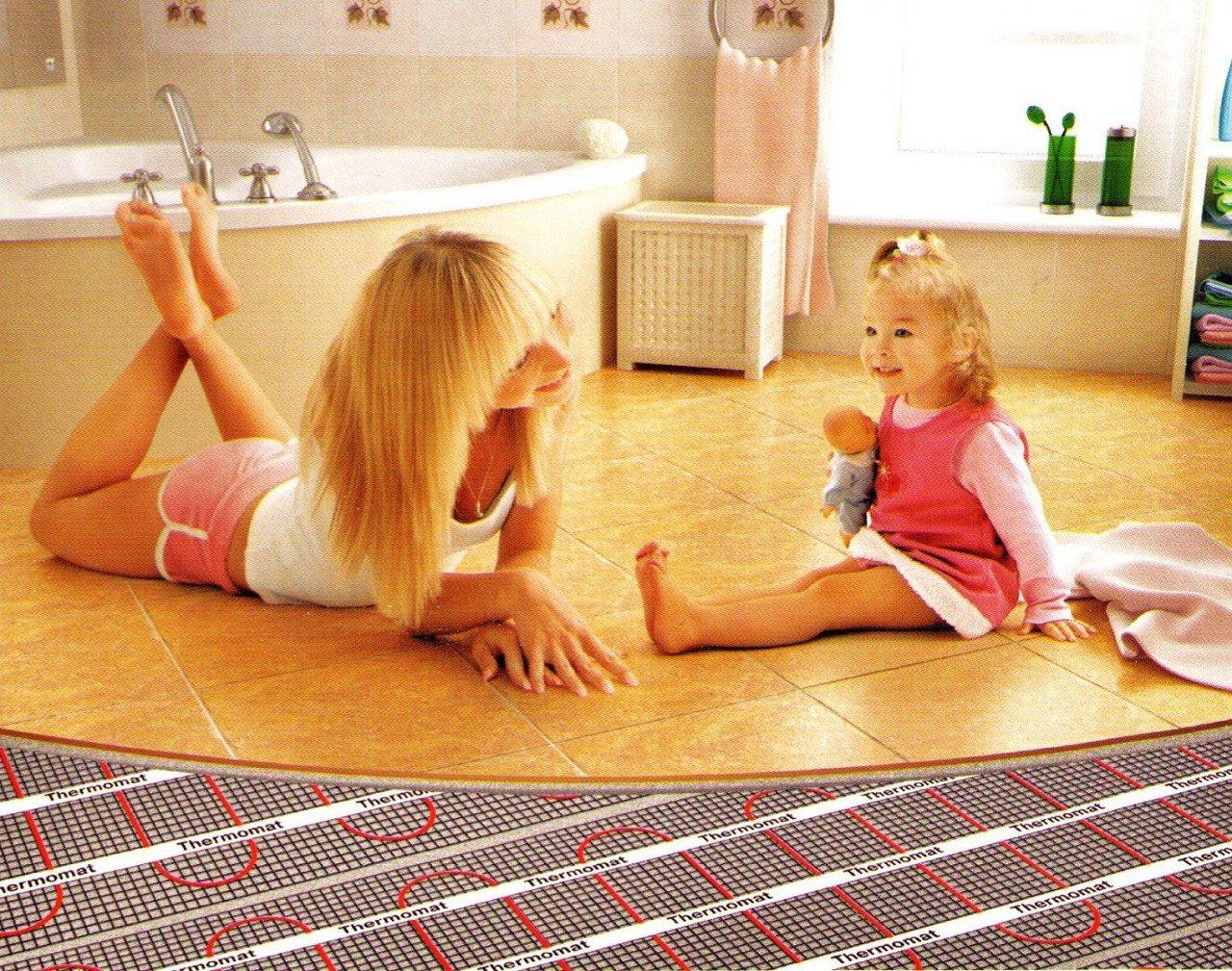 У чому переваги теплої підлоги?, фото-1