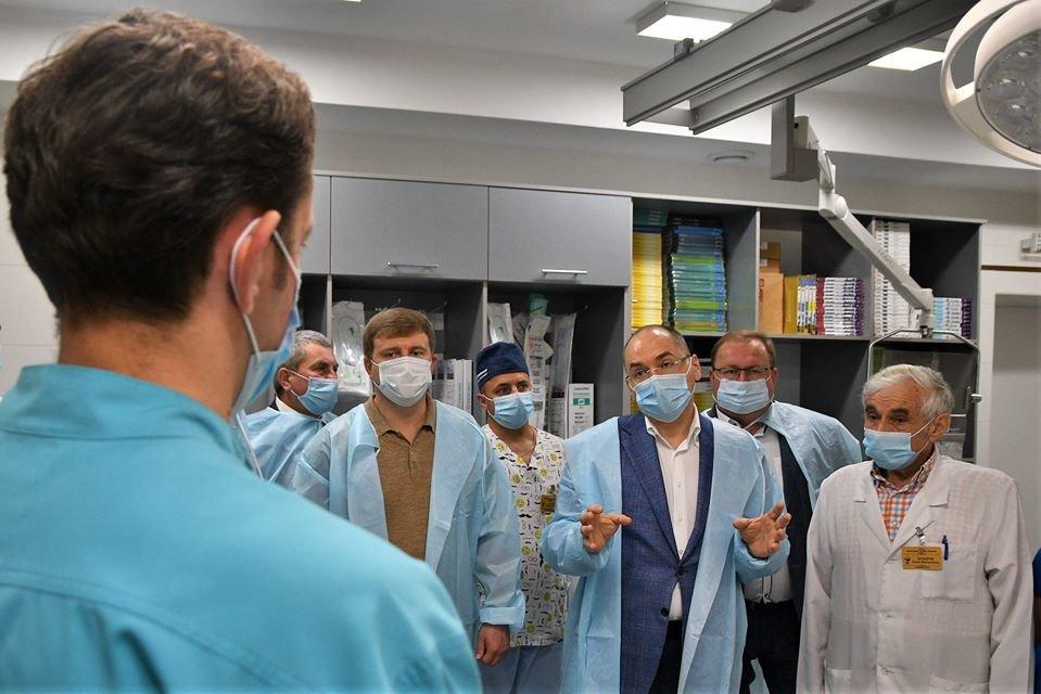 Міністр охорони здоров'я Максим Степанов відвідав Рівненщину, фото-2