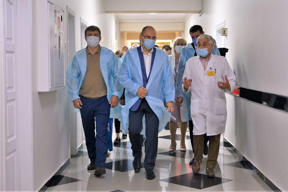 Міністр охорони здоров'я Максим Степанов відвідав Рівненщину, фото-5