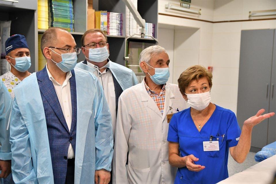 Міністр охорони здоров'я Максим Степанов відвідав Рівненщину, фото-3