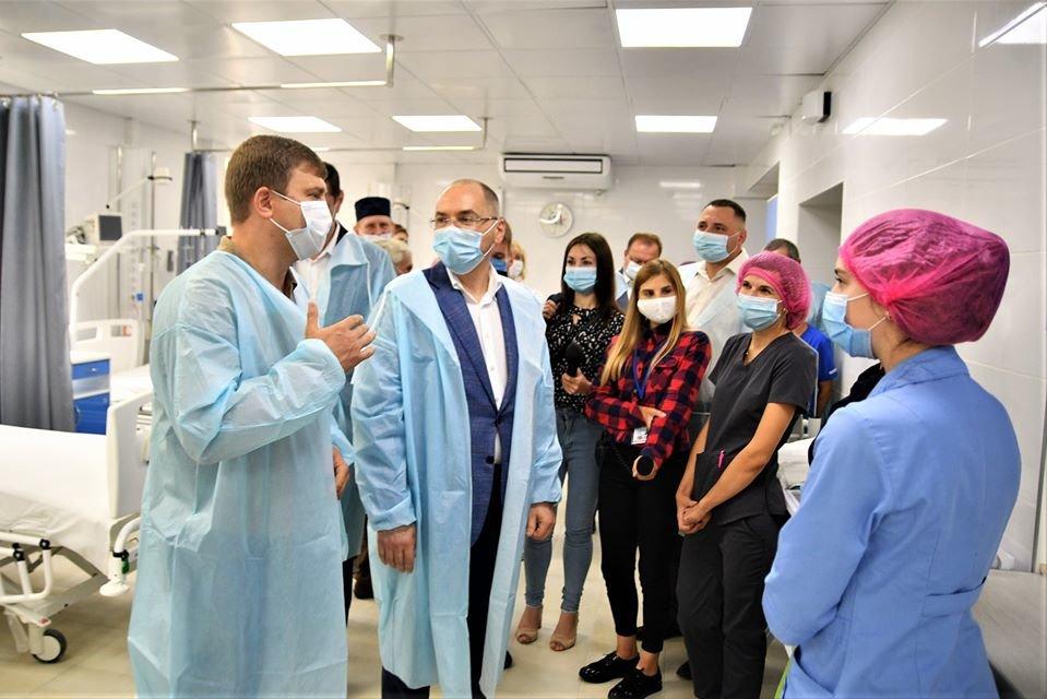 Міністр охорони здоров'я Максим Степанов відвідав Рівненщину, фото-6