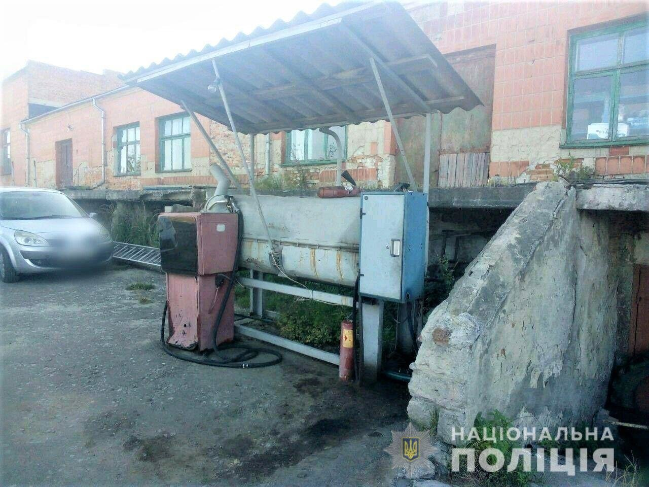 На Здолбунівщині жінку оштрафують за підпільний продаж пального (ФОТО), фото-1