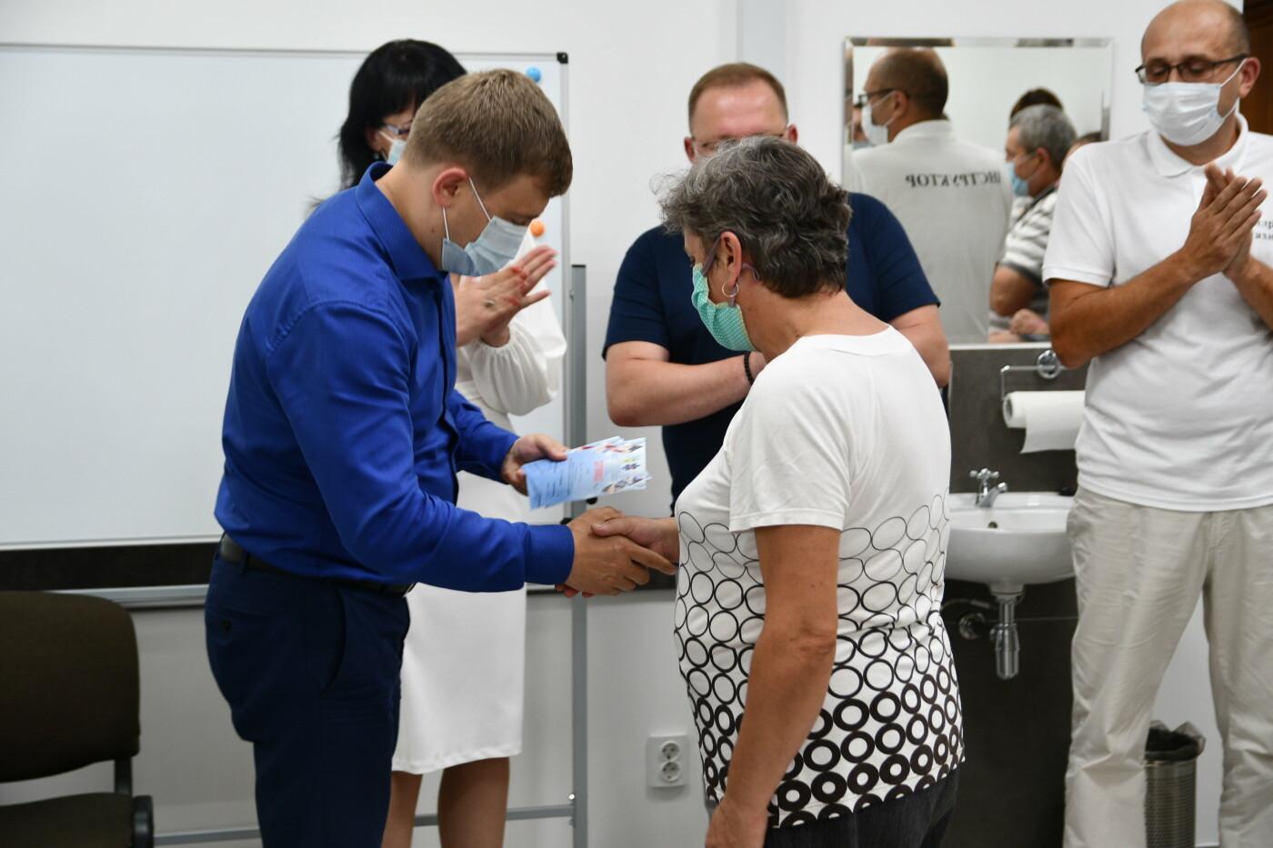 Медики екстренної служби Рівненщини підвищують кваліфікацію згідно Європейських стандартів (ФОТО), фото-3