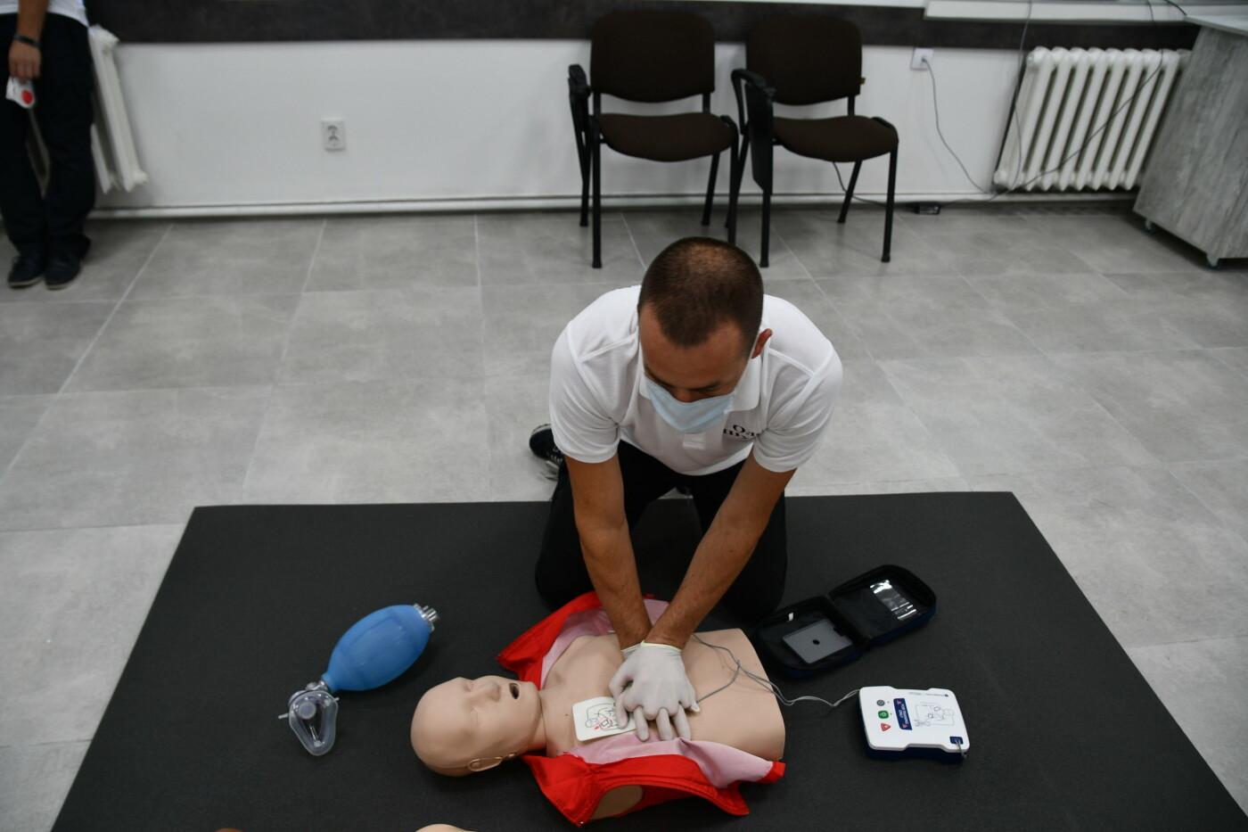 Медики екстренної служби Рівненщини підвищують кваліфікацію згідно Європейських стандартів (ФОТО), фото-4