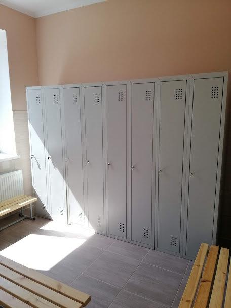 Завершується будівництво спорткомплексу на Поліссі (ФОТО), фото-3