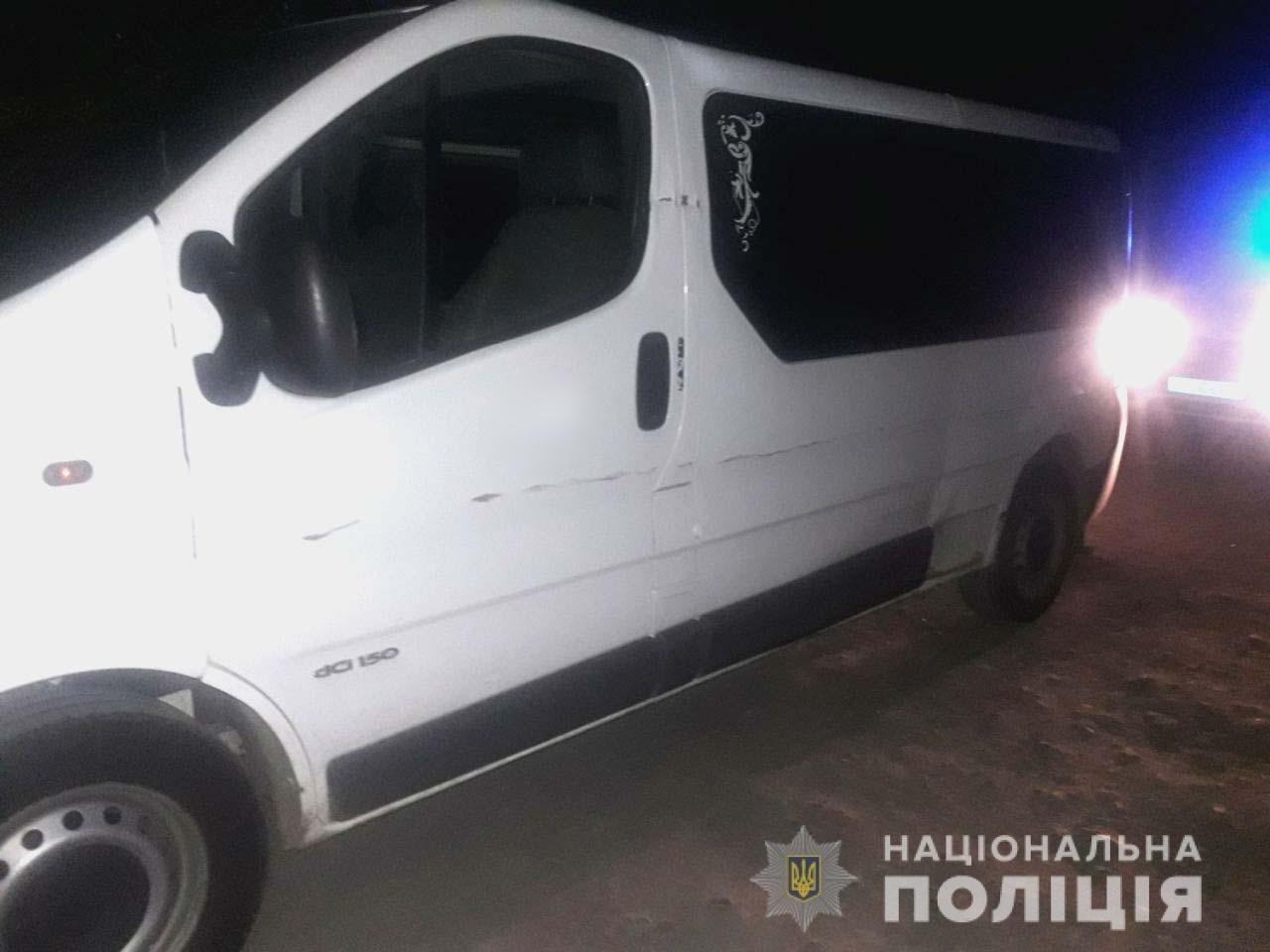 На Костопільщині п'яний керманич протаранив службову автівку (ФОТО), фото-1