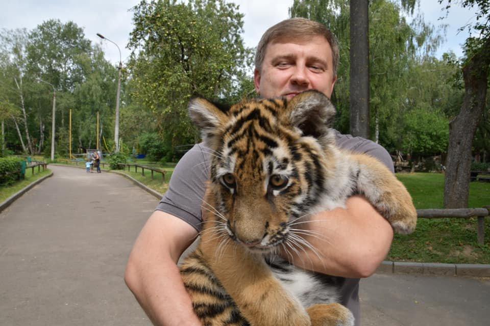 У Рівненський зоопарк привезли нового мешканця (ФОТО), фото-1
