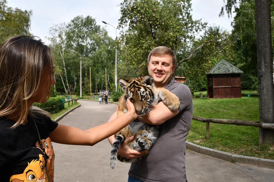 У Рівненський зоопарк привезли нового мешканця (ФОТО), фото-4
