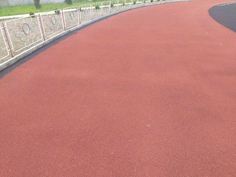 На Костопільщині триває реконструкція стадіону для легкоатлетів (ФОТО), фото-3