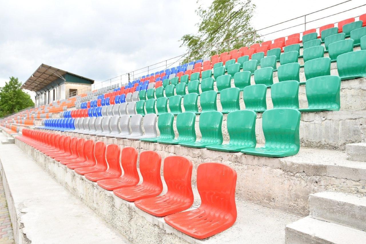На Костопільщині триває реконструкція стадіону для легкоатлетів (ФОТО), фото-2