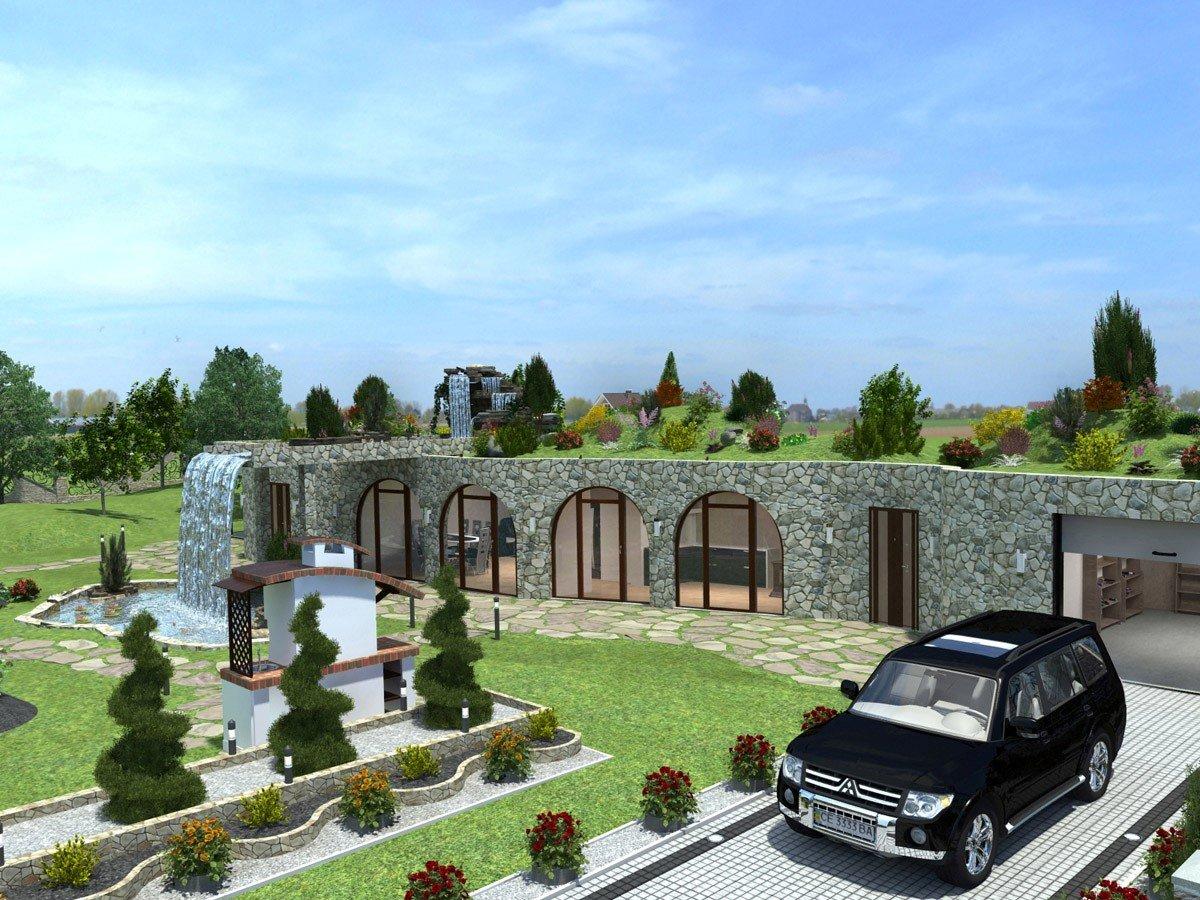 Ландшафтний дизайн в Чернівцях , фото-2