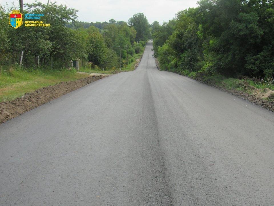 На Дубенщині відремонували третину розбитої дороги «Повча-Турковичі» (ФОТО), фото-1