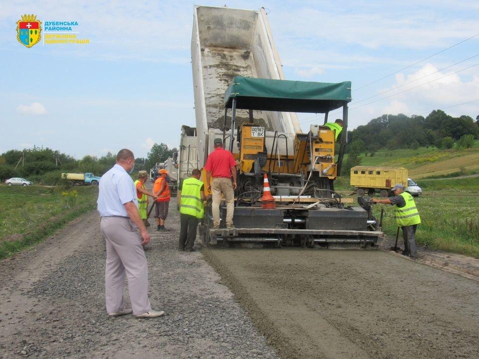 На Дубенщині відремонували третину розбитої дороги «Повча-Турковичі» (ФОТО), фото-2