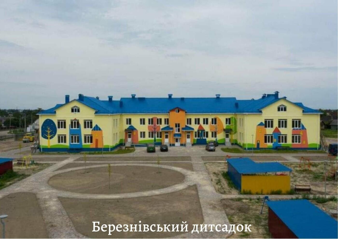 Понад тисяча дітей Рівненщини завтра підуть у нові школи та дитсадки, фото-1