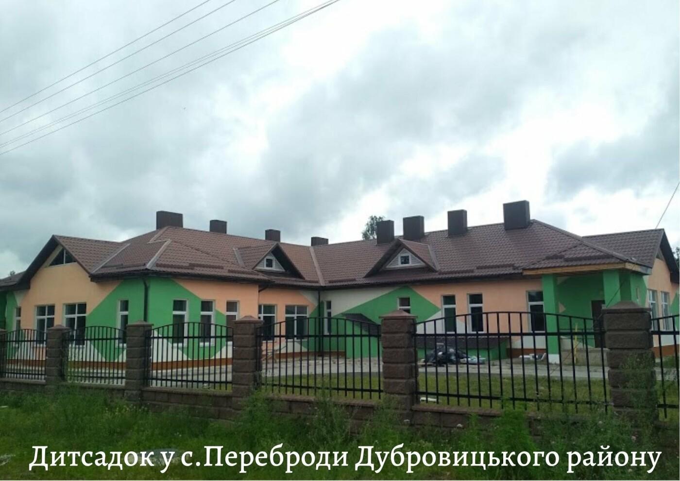 Понад тисяча дітей Рівненщини завтра підуть у нові школи та дитсадки, фото-6