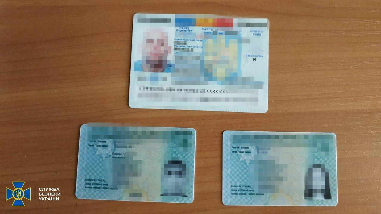 Контррозвідка СБУ викрила міжрегіональну групу, яка підробляла паспорти Євросоюзу (ФОТО), фото-3