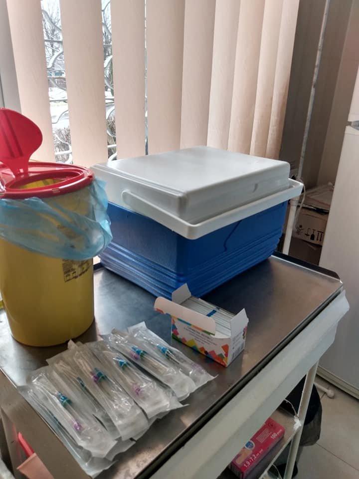 Вакцинацію від Covid-19 почали по Рівненській області: щеплюють у Дубні, фото-4