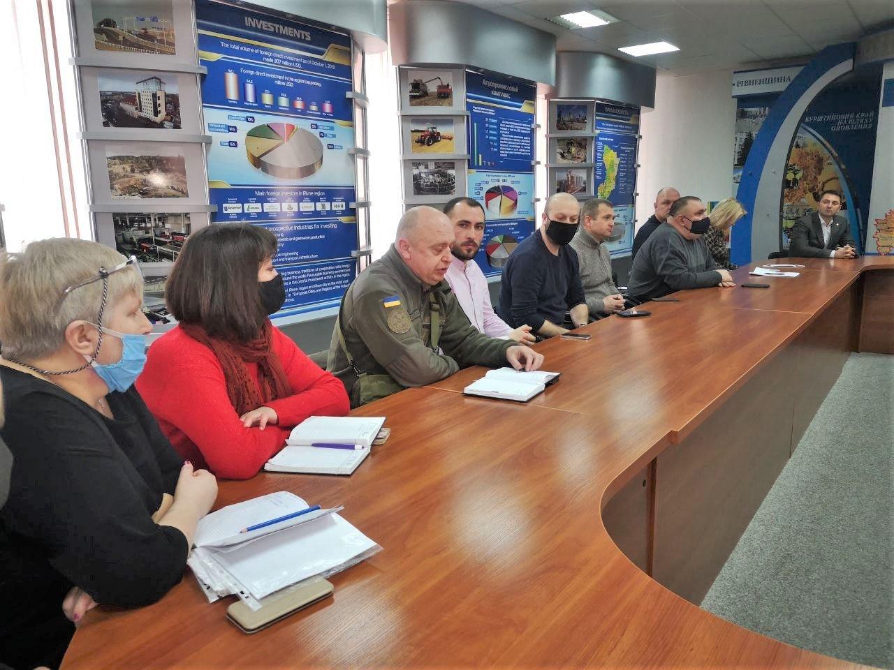 Створення асоціації капеланів ініціюють на Рівненщині (ФОТО), фото-2