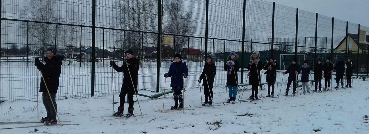 На Рівненщині визначили переможців зимових спортивних конкурсів, фото-10