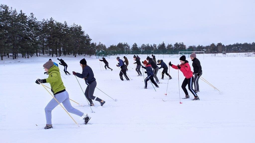 На Рівненщині визначили переможців зимових спортивних конкурсів, фото-8