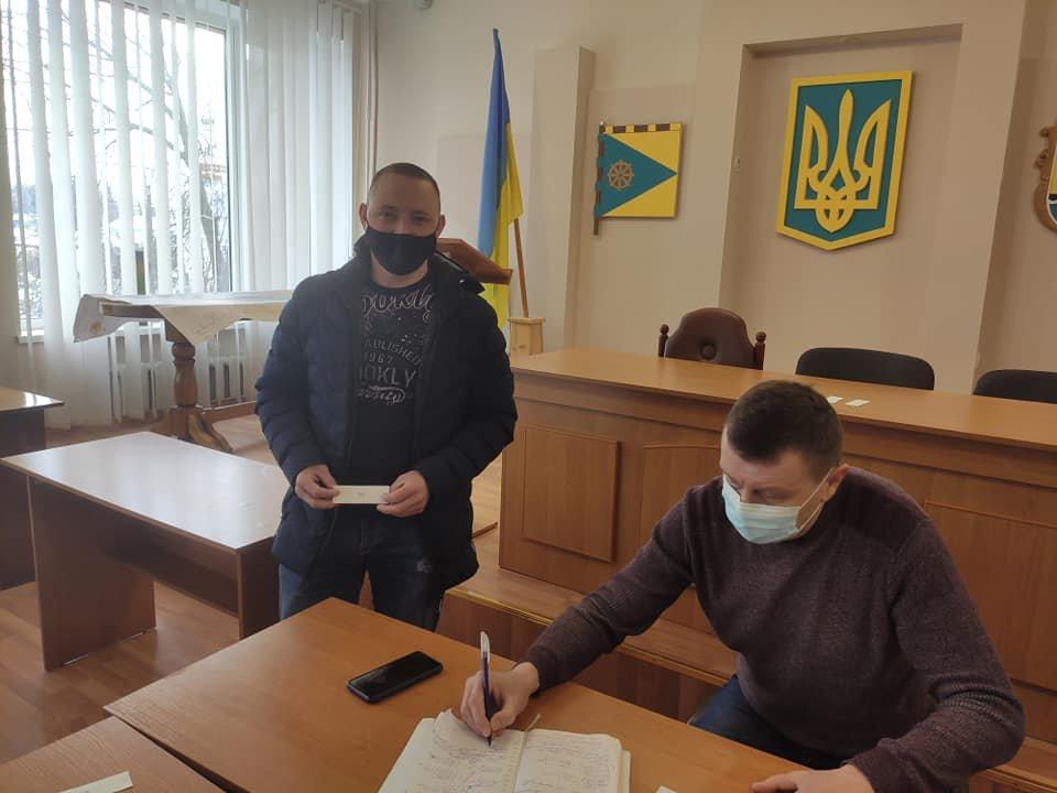 Понад сотня учасників АТО/ООС з сім'ями отримали земельні ділянки у Млинові, фото-3