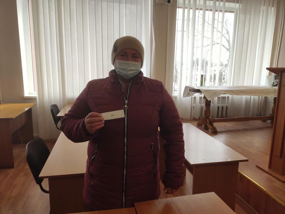 Понад сотня учасників АТО/ООС з сім'ями отримали земельні ділянки у Млинові, фото-5