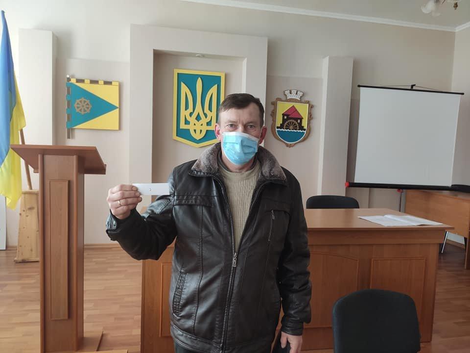 Понад сотня учасників АТО/ООС з сім'ями отримали земельні ділянки у Млинові, фото-7