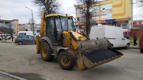 В одному з міст на Рівненщині борються з ямами на дорогах (ФОТО), фото-4