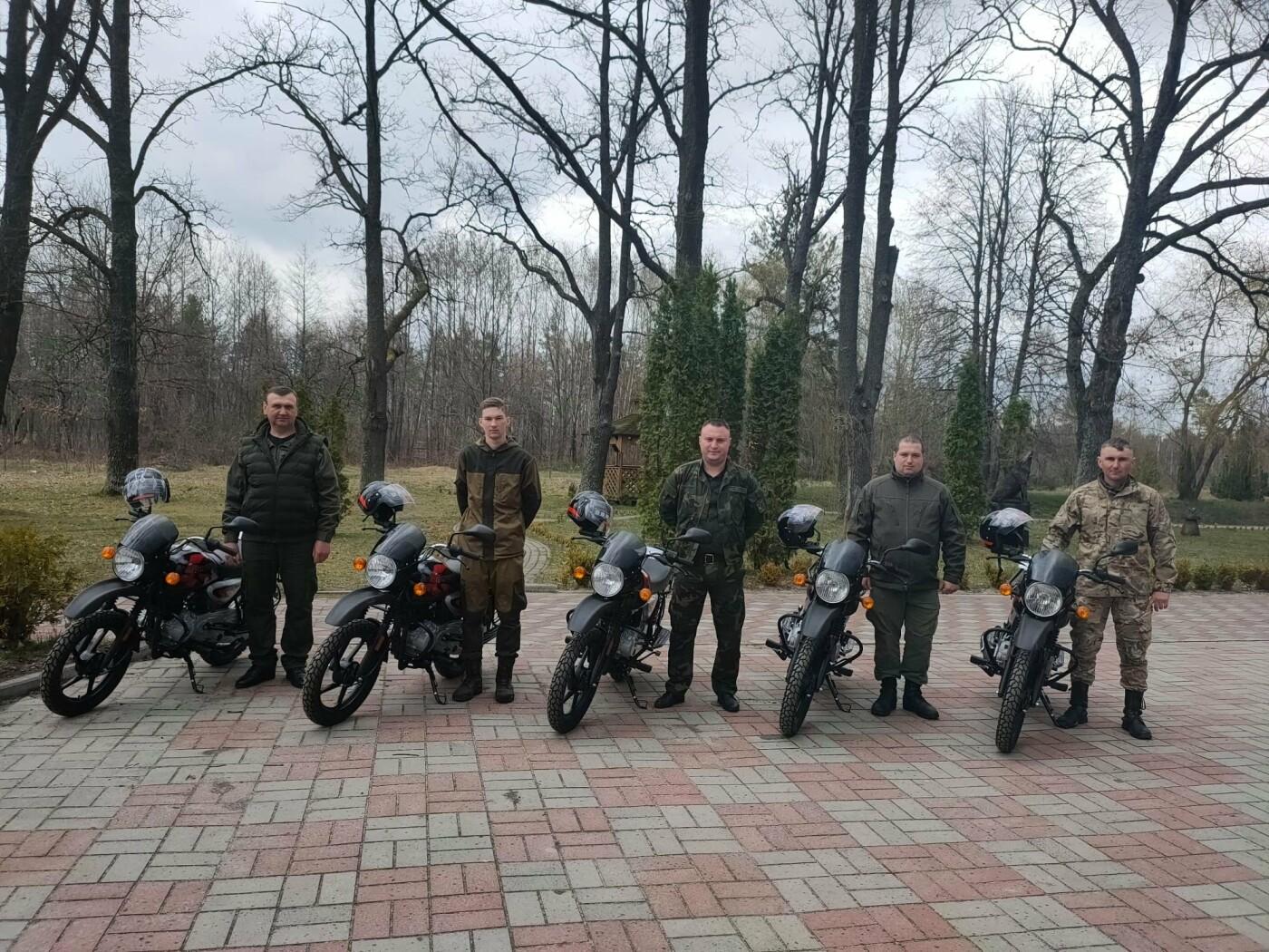 До лісгоспу на Рокитнівщині надійшла нова техніка (ФОТО), фото-3