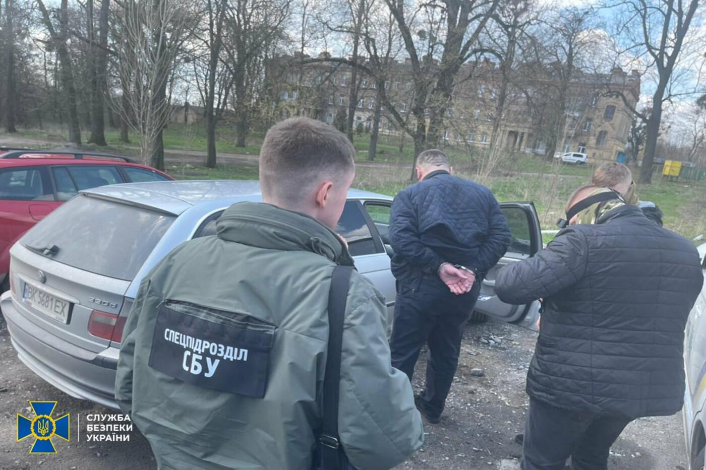 У Рівненській області майора поліції підозрюють у хабарництві, фото-2