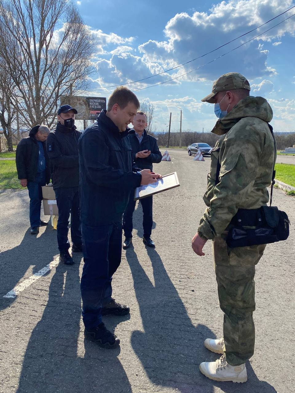 """Голова РОДА відзначив правоохоронців з Рівненської області, які відпрацьовують """"сірі"""" зони Донеччини, фото-3"""